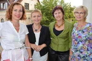 Projekta vadības grupa: Terēza Strauta, Gunta Laizāne, Heda Auziņa, Līga Jansone.