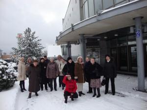 Pie Hivinkā pilsētas koncertzāles At Hyvinkaa Concert Hall