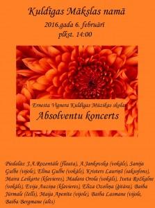 Absolventu koncerts