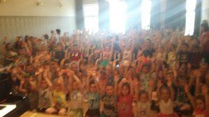 Pirmsskolas izglītības iestāžu koncerts