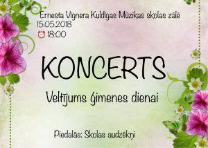 Ģimenes dienas koncerts