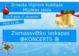 Ziemassvētku ieskaņu koncerts