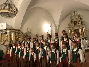 Valsts svētku koncerts Sv.Katrīnas baznīcā