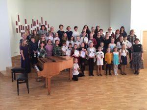 Ziemeļkurzemes mūzikas skolu festivāls
