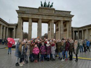 Meiteņu koris Cantus koncertē Vācijā…