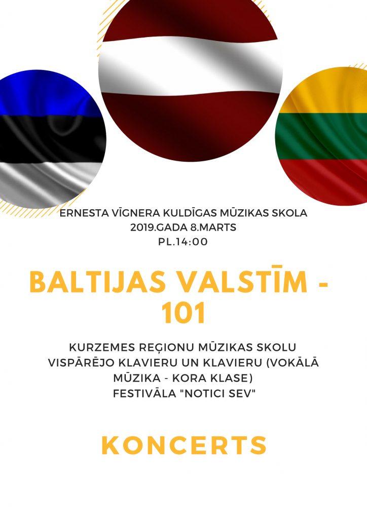 Baltijas valstīm 101